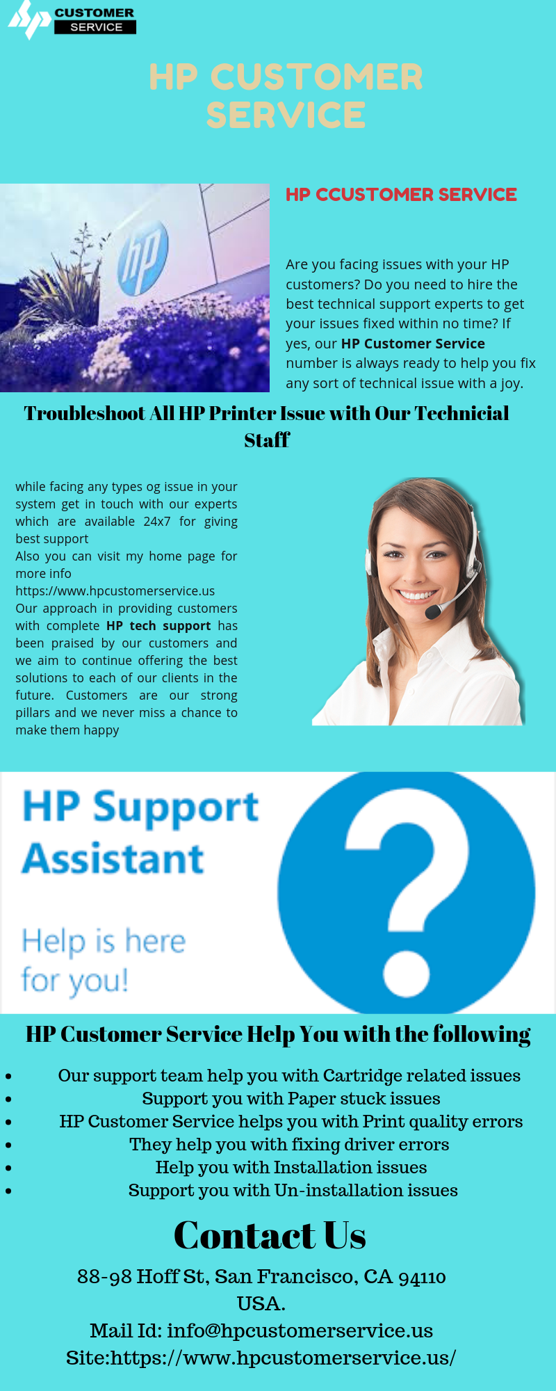 For any types of issue in your hp contact HP Customer