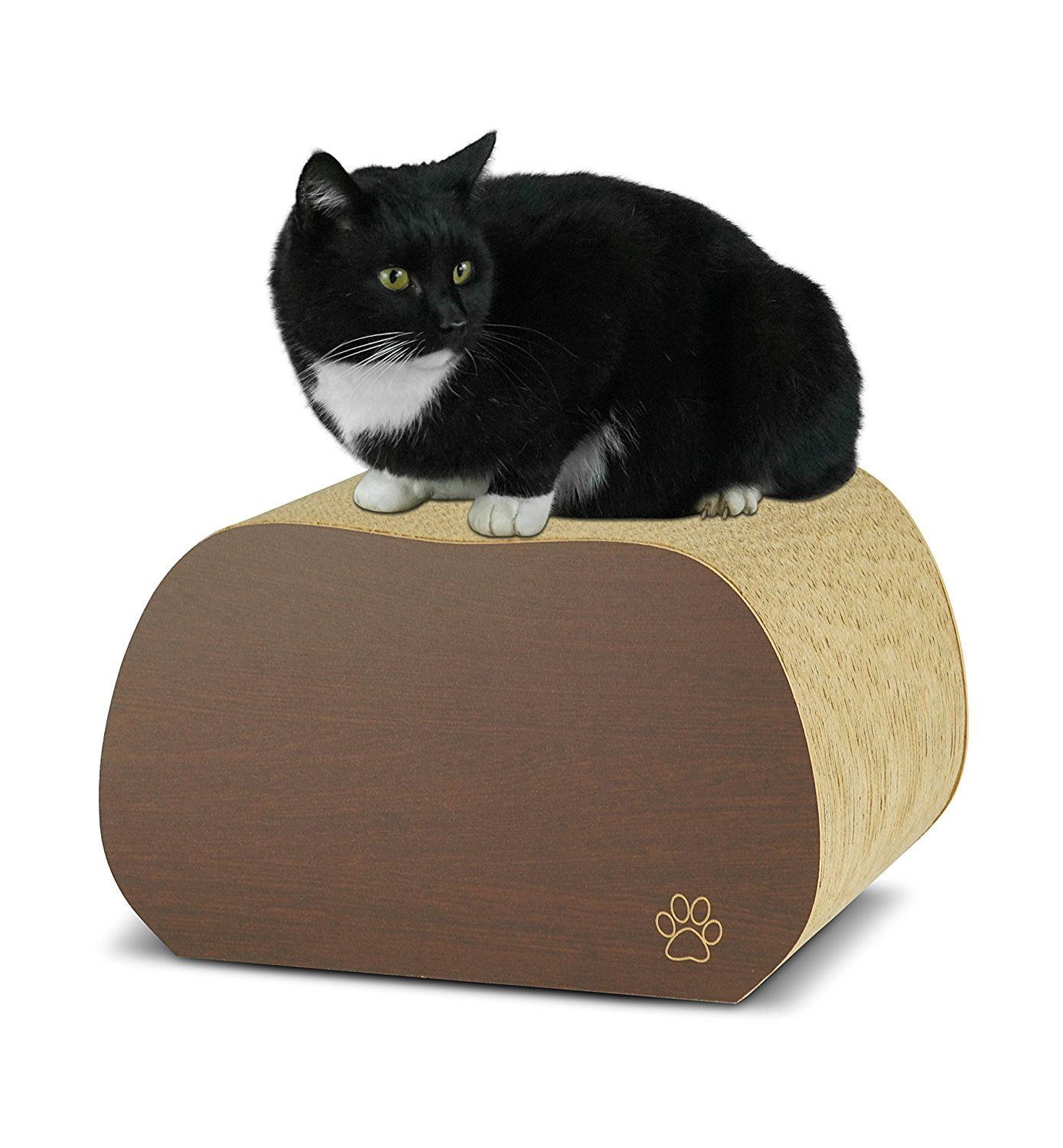 Oliver and Iris Premium Cat Scratcher Cat scratching