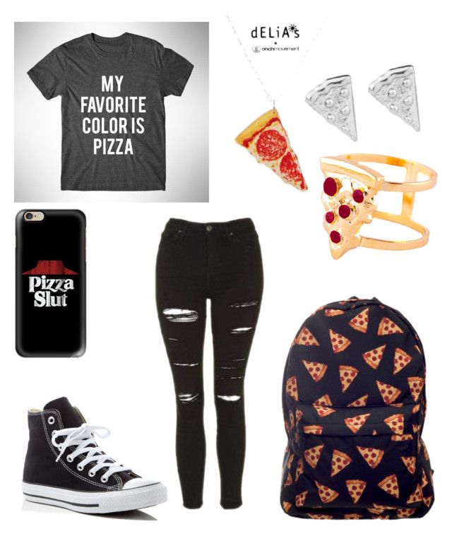 """""""Untitled #77"""" by shyfigureskater ❤ liked on Polyvore featuring Casetify, Topshop, Glenda López, Converse and Rock 'N Rose"""