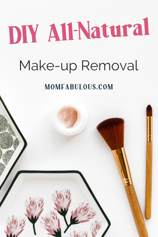 DIY AllNatural Makeup Remover Natural makeup remover