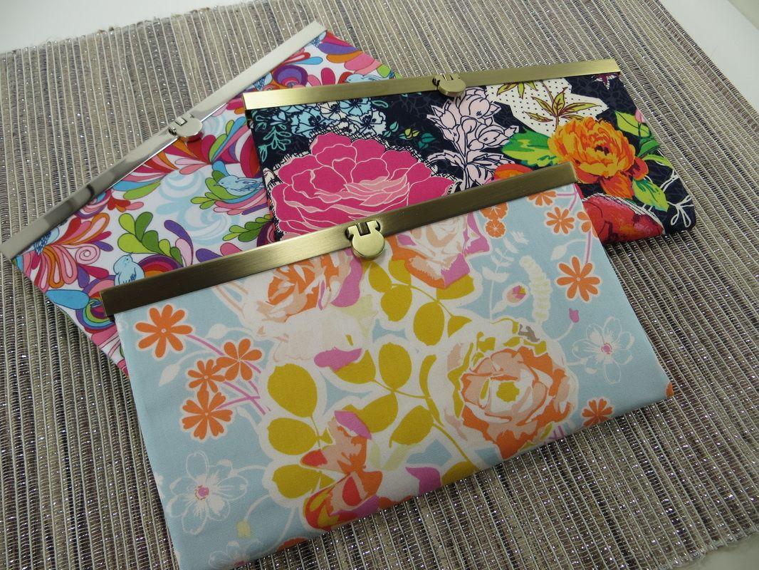 Diva Wallet Amp Frames Bag Amp Quilt Patterns Fabric