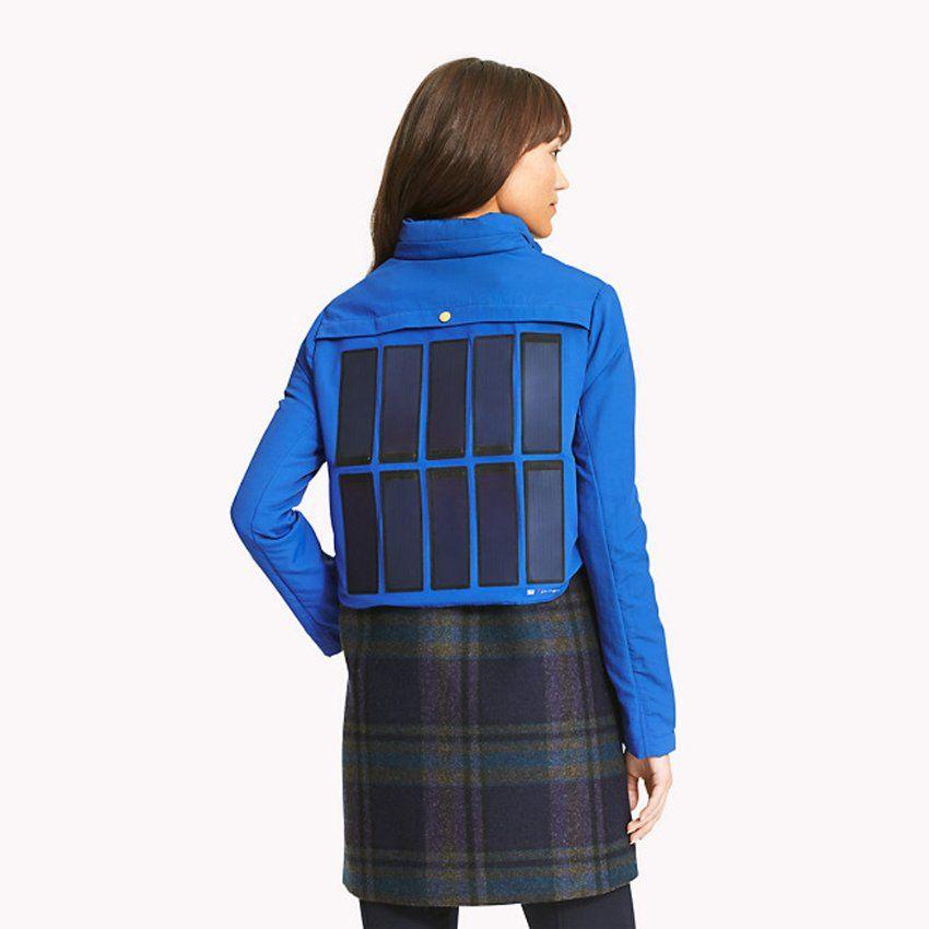 Solar Panel jacket by Tommy Hilfiger: