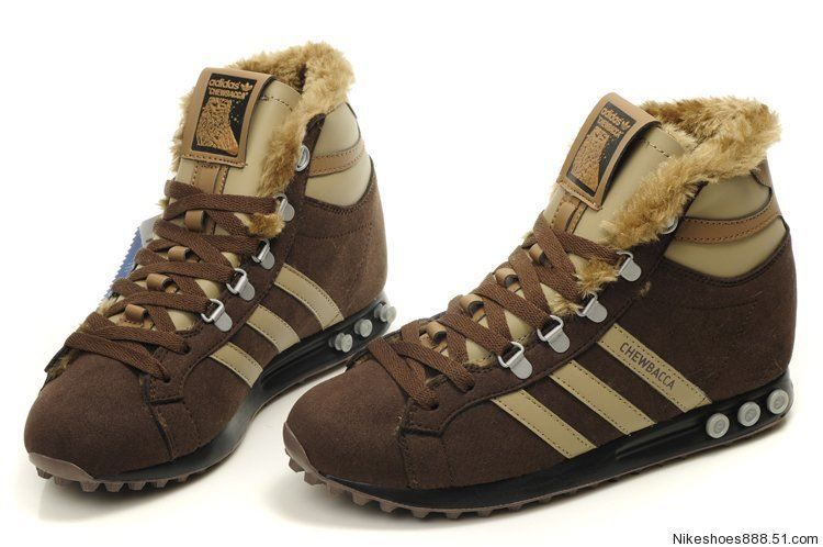 7a7e24ce32af Adidas Star Wars Chewbacca Shoes Outdoor Mens