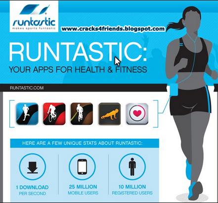 Runtastic PRO V5.0.2 (Premium) Apk Used For Running