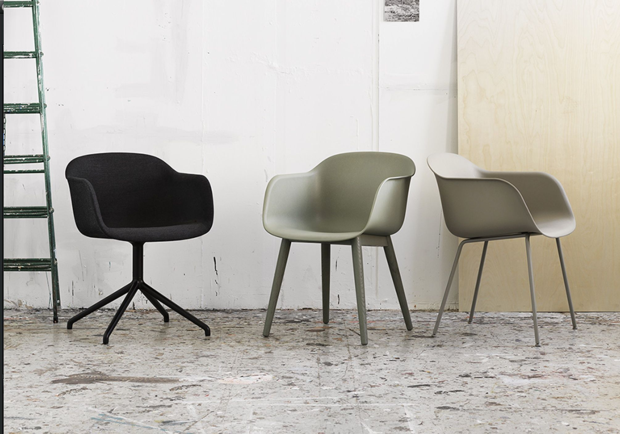 FIBER CHAIR - MUUTO | Be Seated | Pinterest | Plywood furniture ...