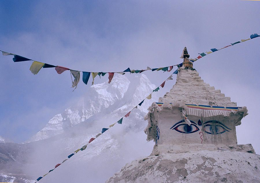 Himalayan shrine-concept inspiration
