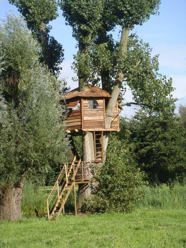 Baumhaus Garten Bauen Treppe Rundes Fenster | Baumhaus | Pinterest ... Wendeltreppe Um Einen Baum Baumahus
