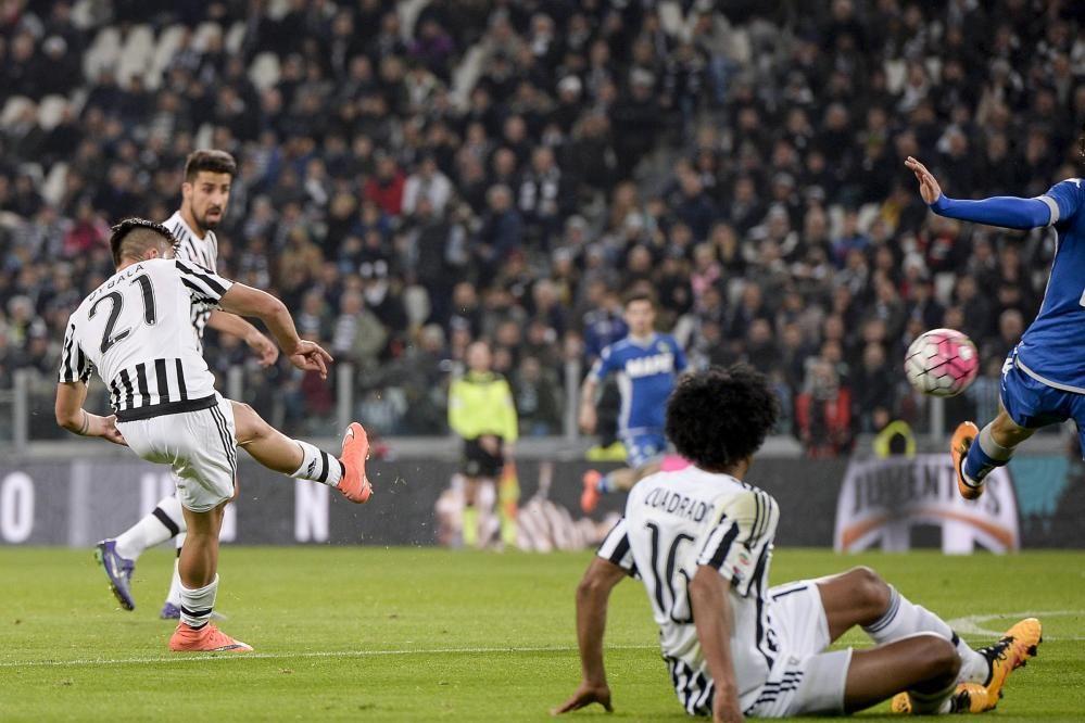 Serie A: Juventus - Sassuolo 1 - Sportmediaset - Foto 12