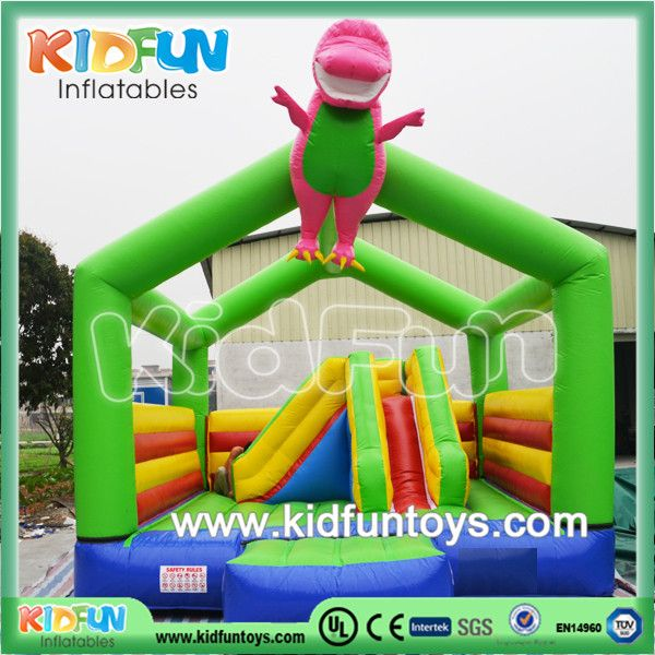 Inflatable Barney Bouncers