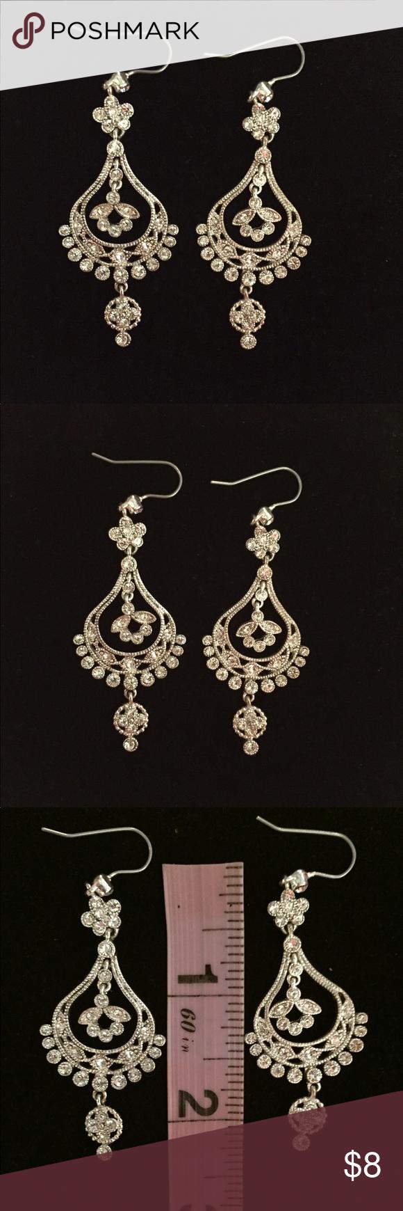 Monet Chandelier Earrings