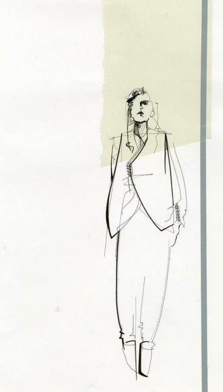 61 Best Ideas Fashion Illustration Simple Artists Fashion Illustration Sketches Sketches Fashion Illustration