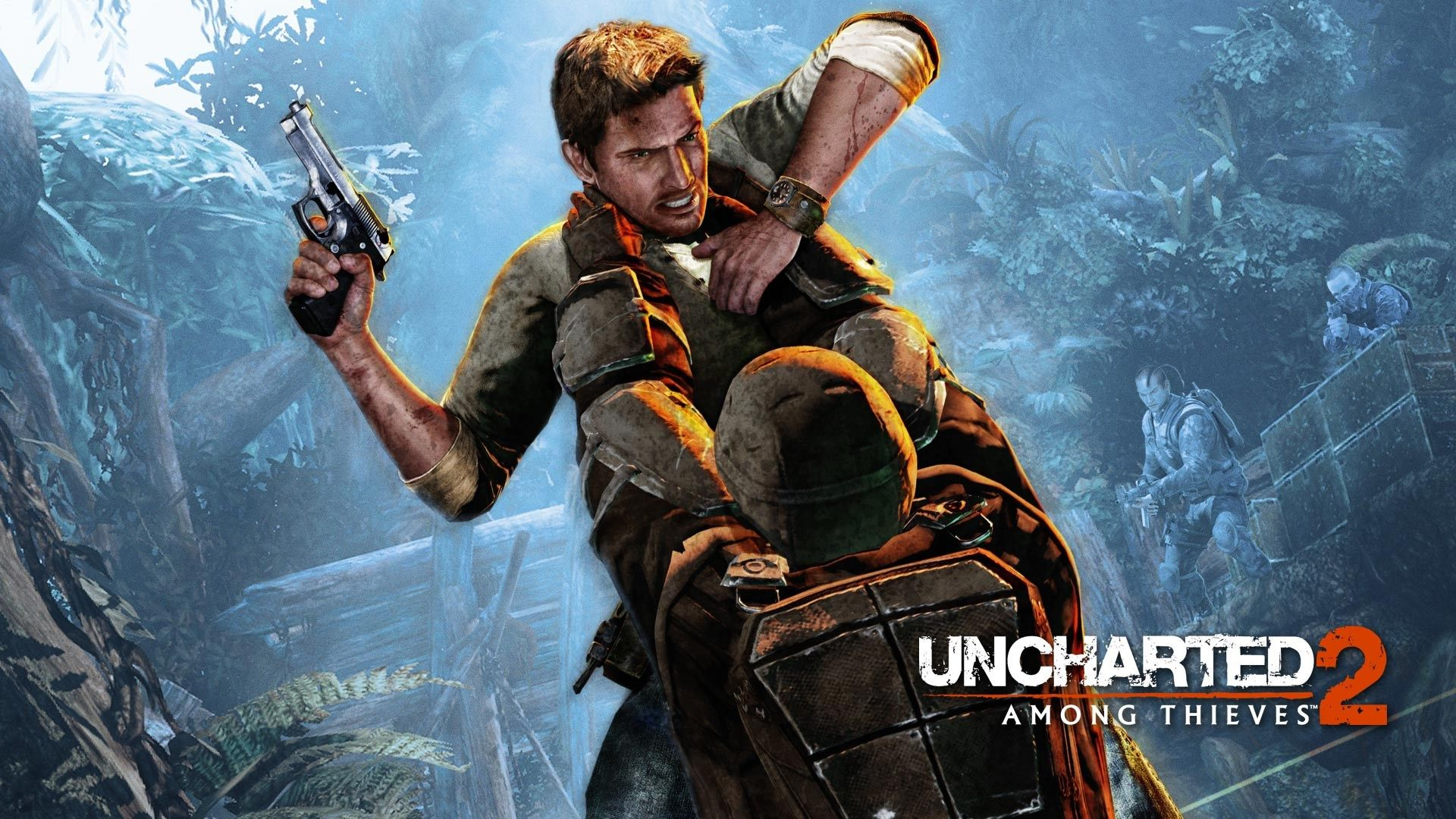 Uncharted 2 Among Thieves 1080p Windows Uncharted Drake Wallpapers Nathan Drake
