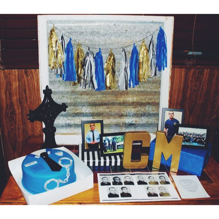 Classroom Decoration Ideas Fort Worth ~ Fort worth police academy graduation decorations for an