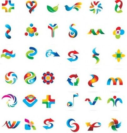 Logo Design Template Vector Elements Vector misc - Free vector for ...