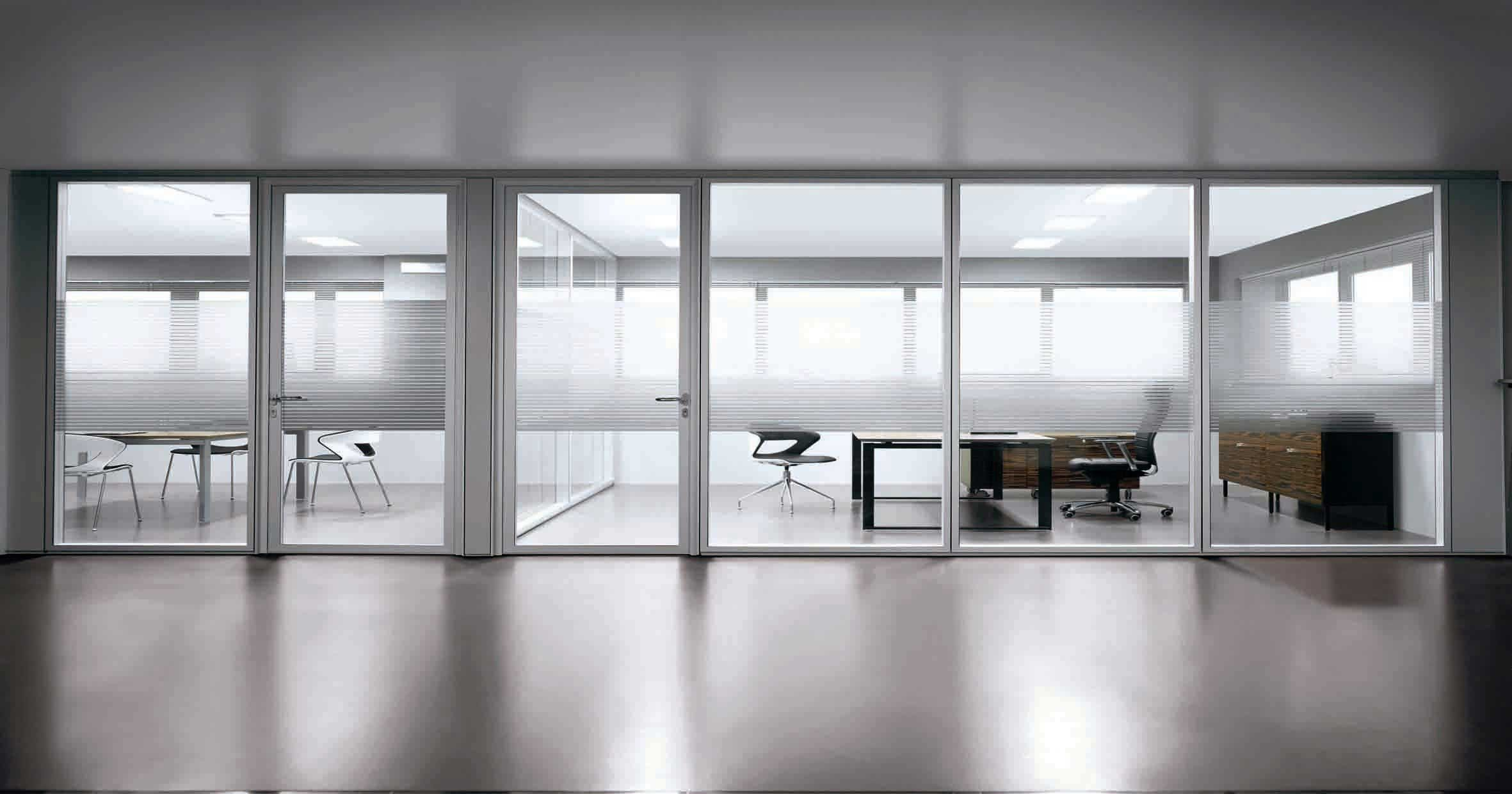 Top Half Glass Wall Office   Google Search | Hci Remodel | Pinterest | Half  Walls And Walls