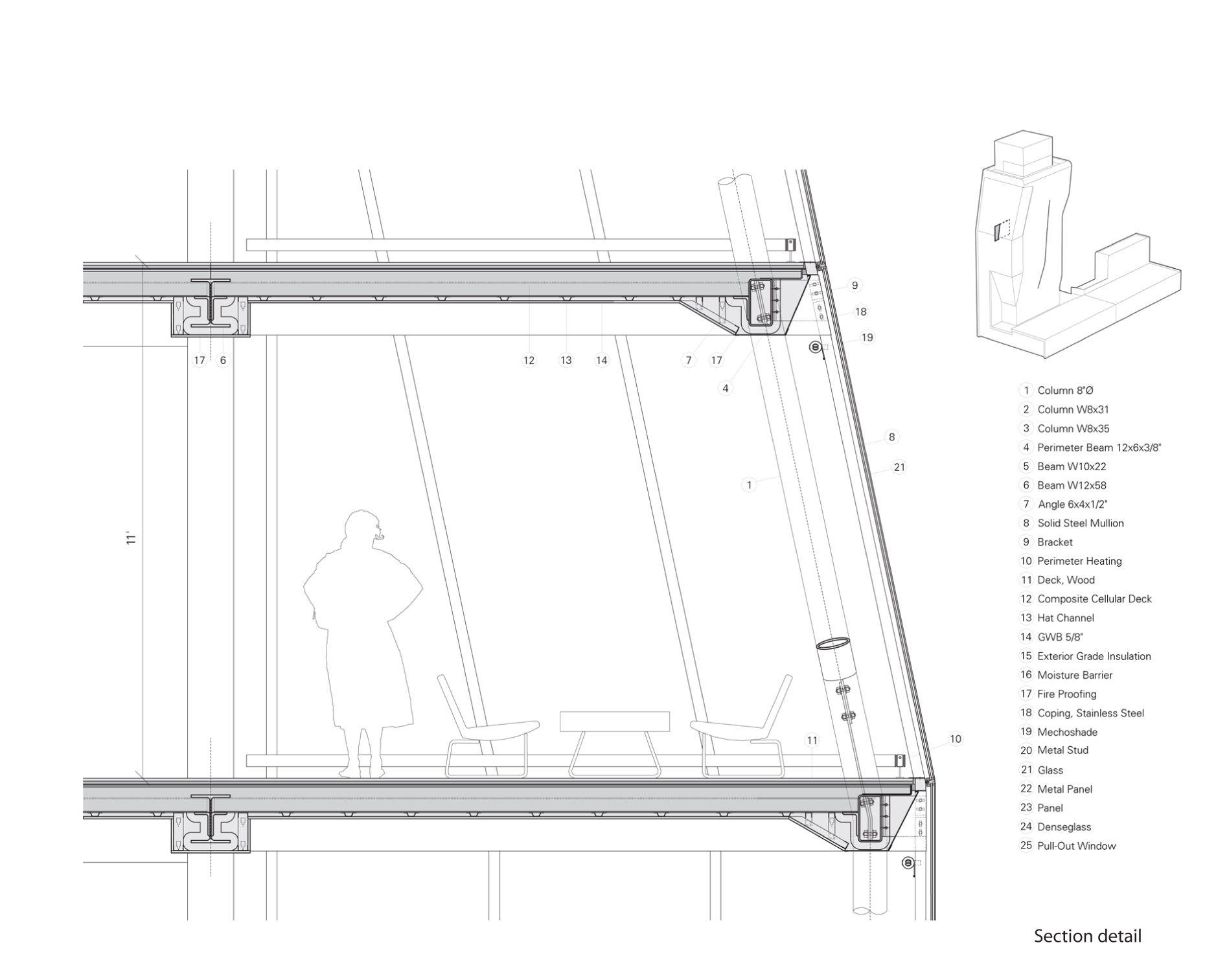 High Line 23 Neil M Denari Architects