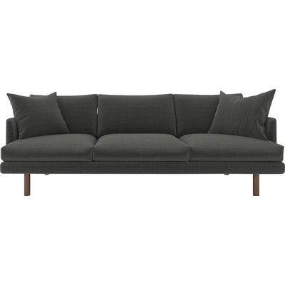 Bobby Berk Home Tabitha Sofa Upholstery: Klein Wheatgrass, Frame ...