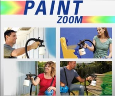 Paint Zoom Powerful Paint Sprayer Diy Painting Jobs In 2020 Paint Sprayer Diy Painting Fun Diys