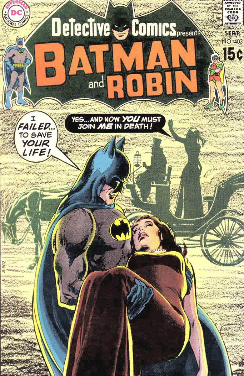 Detective Comics #403