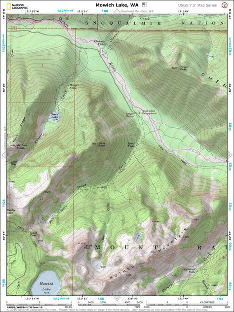 National Geographic Just Made It Easy To Find Free Topo Maps For - Terrain maps free