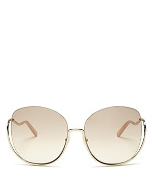 3f4118588f9f Chloe Milla Oversized Sunglasses