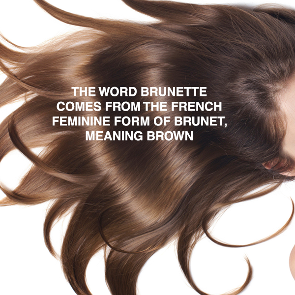 Infusium23intheknow French Is The Language Of Love And Who Doesn T Love A Brunette With Images Hair Hacks Brunette Hair