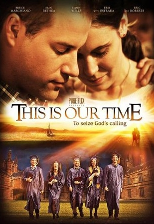 This is Our Time Christian Movie on DVD from Pure Flix