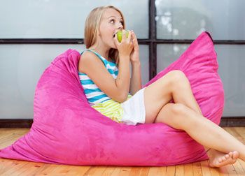 Floor Lounger Jr - Fun Foam Filled Pillow for your home | Products I ...