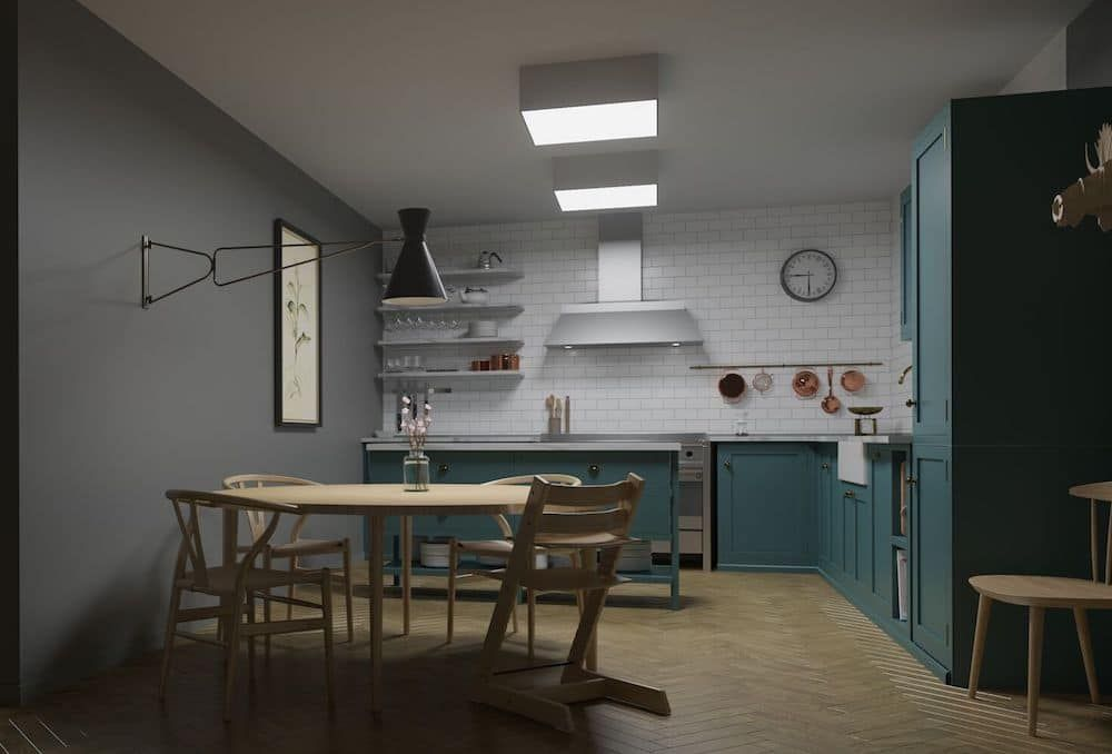 Sistema Usa Fibra óptica Para Llevar La Luz Del Sol A Cualquier Habitación Tu Casa Fibra Optica Luces Habitacion