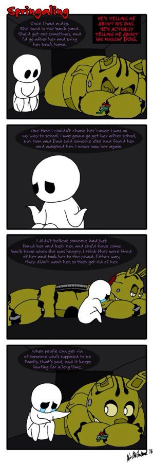 Springaling 145: True Story by Negaduck9 on @DeviantArt
