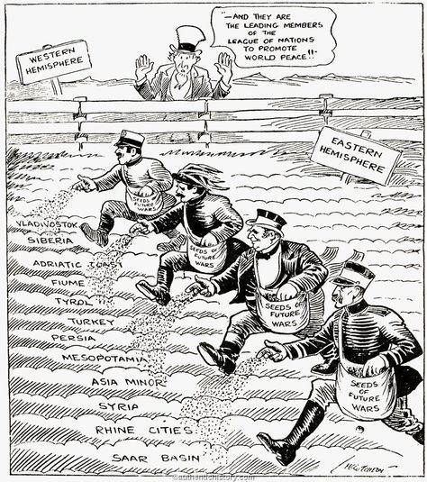 the league of nations and the peace treaty of world war i The treaty of versailles was one of the peace treaties that ended world war 1 the section we had to cover was the covenant of the league of nations, or the agreement of the league of nations.