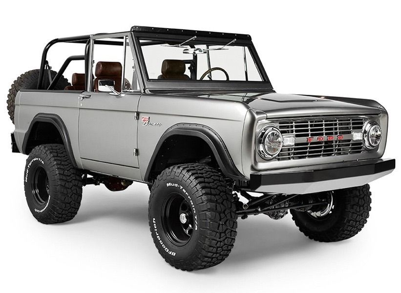 Things To See Ford Bronco Classic Ford Broncos Classic Trucks