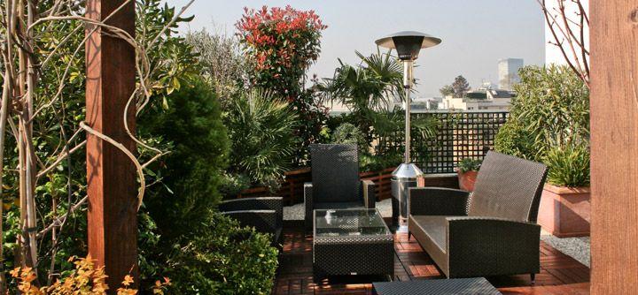 decoracion terrazas modernas con plantas patios,terrazas y - decoracion de terrazas con plantas