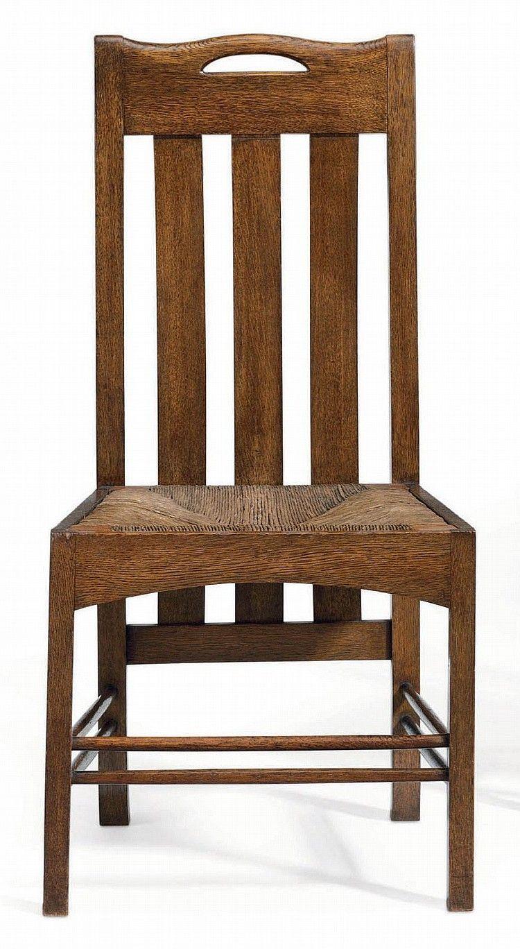 Charles Rennie Mackintosh 1868 1928 Cadeiras De Madeira Mesas