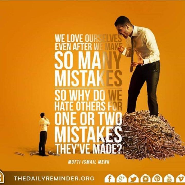 Pin By Muzalfa Imtiaz On Reminders Allah Love Ismail Menk