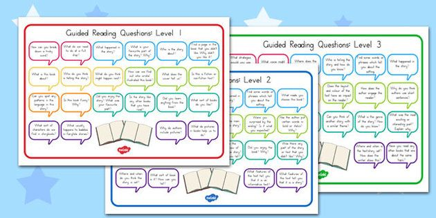 Levelled Guided Reading Question Mats Guided Reading Questions Guided Reading Reading Assessment