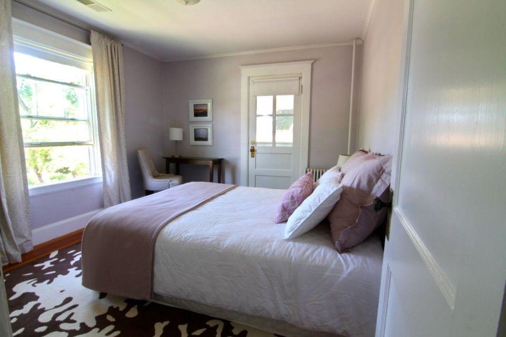 Benjamin Moore Quot Violet Pearl Quot Guest Bedroom New Room Dining Room Small