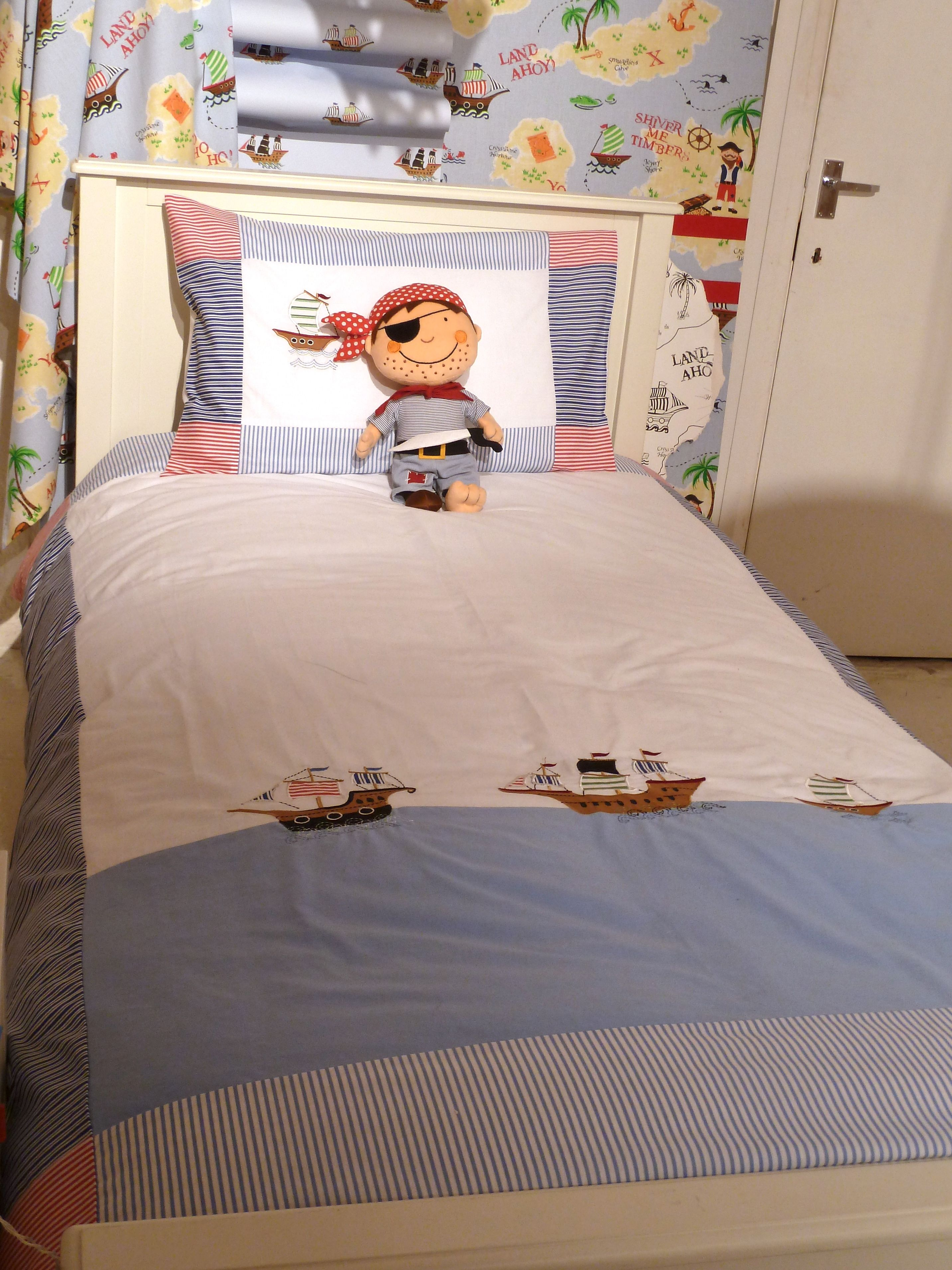 Pirate Theme Bedding For Boys At Laura Ashley Summer 2012