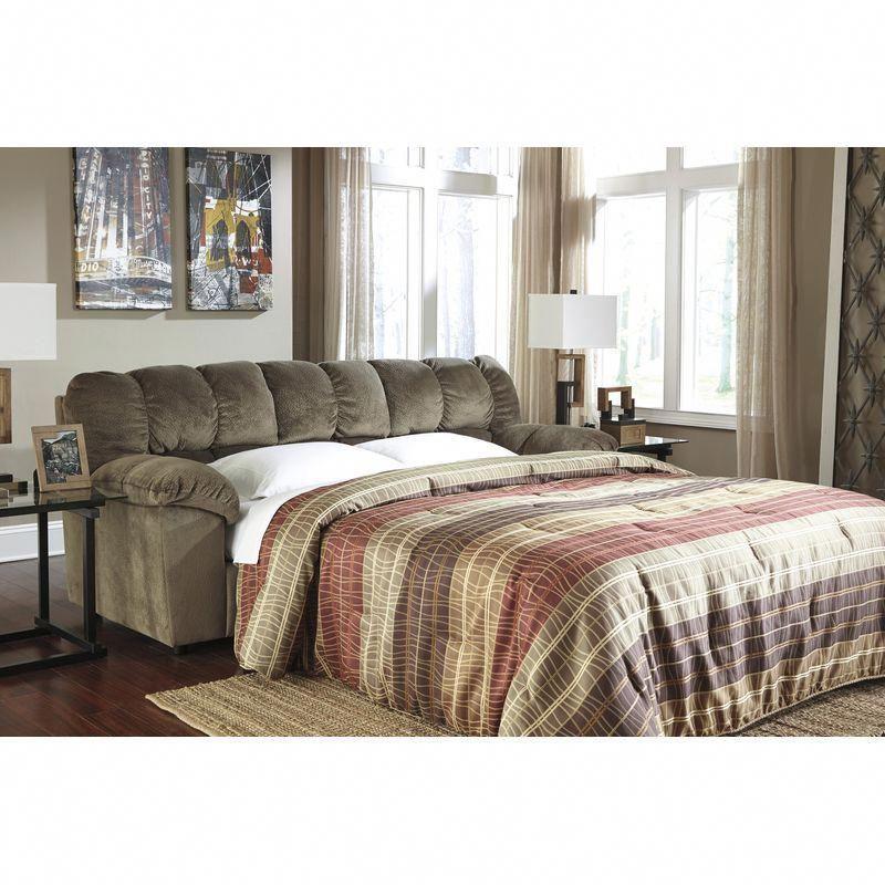 Ashley Furniture Julson Full Sofa Sleeper With the comfort ...