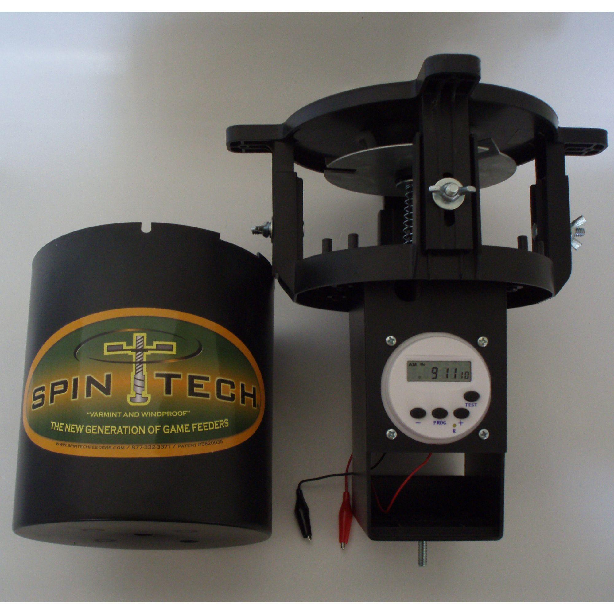 Spin Tech 6 Volt Digital Unit, Outdoor Recreation Deer