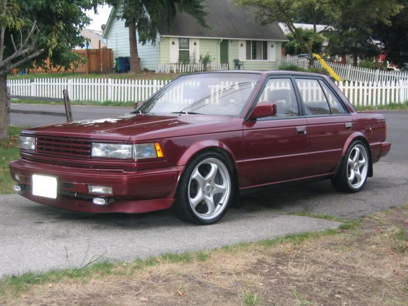 Project Museum VIP - 87 Nissan Maxima - Maxima Forums | CARS ...