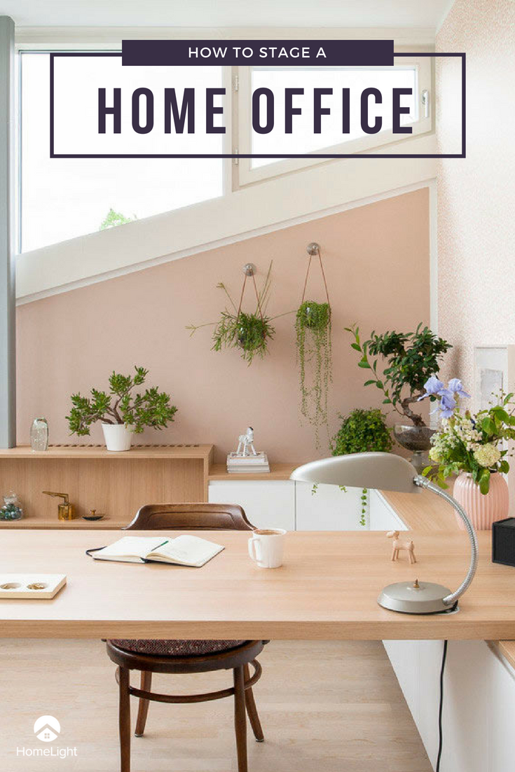 How to stage a home office staging your home helps it sell faster and for more money trust us you want to put work in and stage your home