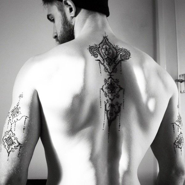 Top 73 Spine Tattoo Ideas For Guys 2020 Inspiration Guide Spine Tattoo For Men Spine Tattoos Back Tattoos For Guys