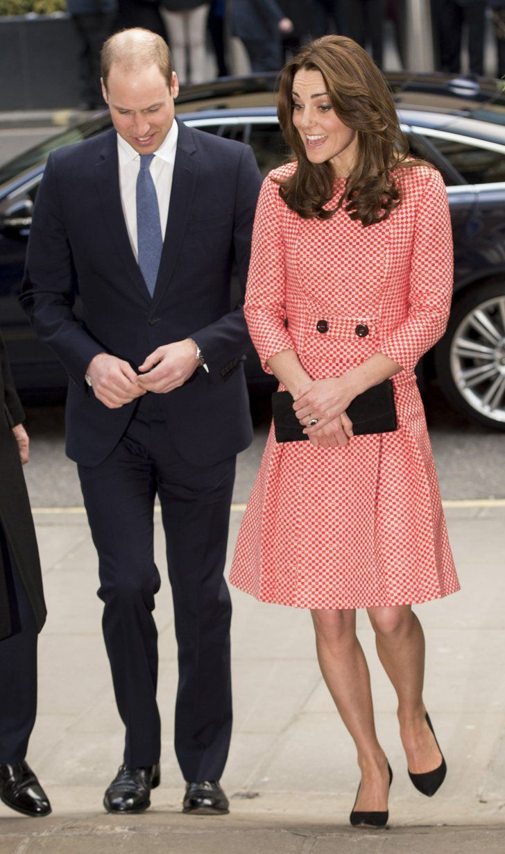 Kate Middleton Only Has Eyes For Prince William During Their Outing ...