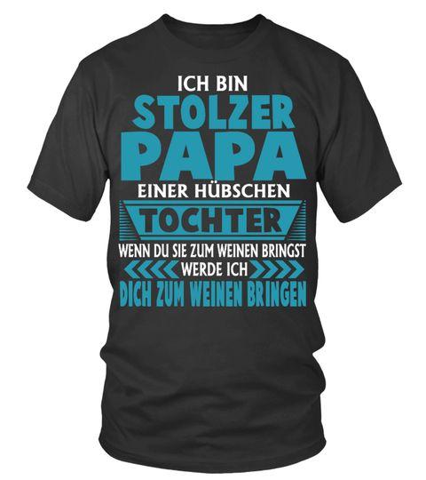Vater Tochter T Shirt