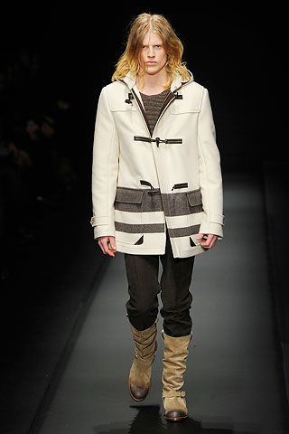 Salvatore Ferragamo Fall 2010 Menswear
