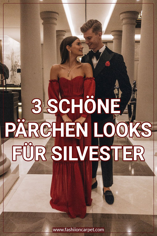 pärchen outfits für silvester | silvester outfit, kleid samt
