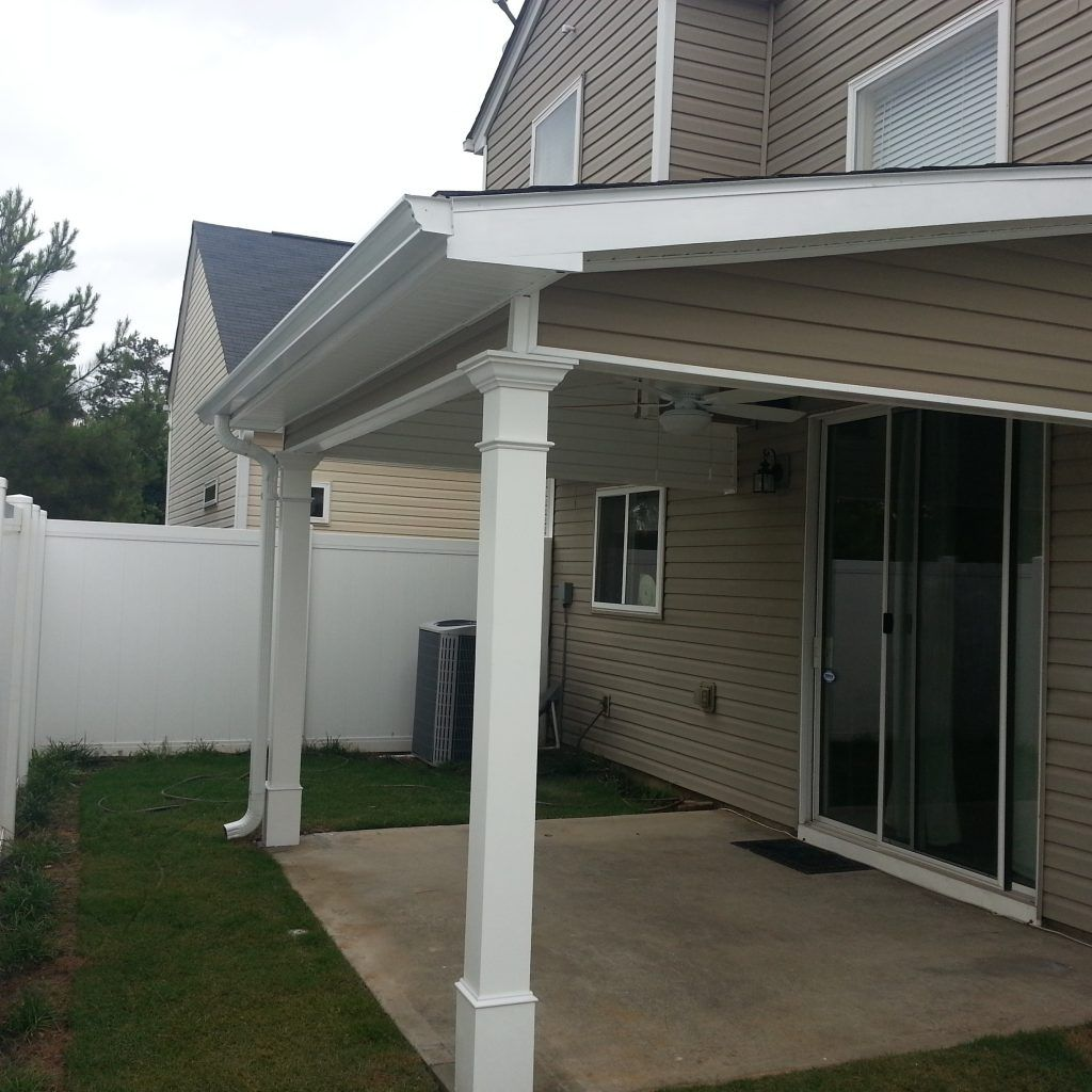 10 X 12 Patio Cover | Patio, Covered patio, Patio decor on 10X20 Patio Ideas id=68243