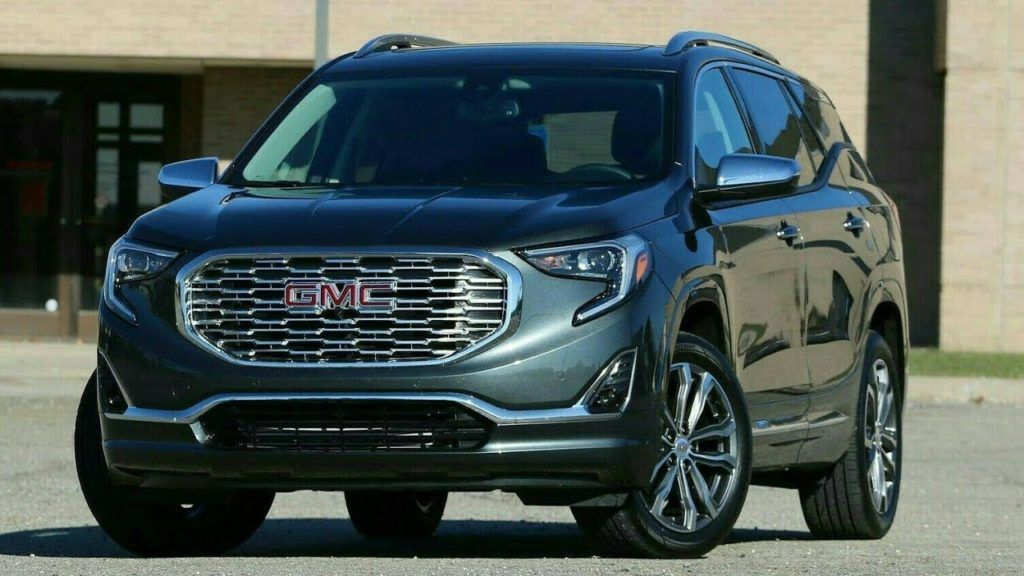 Best New GMC Terrain 2019 Spy Shoot Cars Review 2019