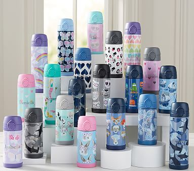 Mackenzie Insulated Large Water Bottles Bed Gifts